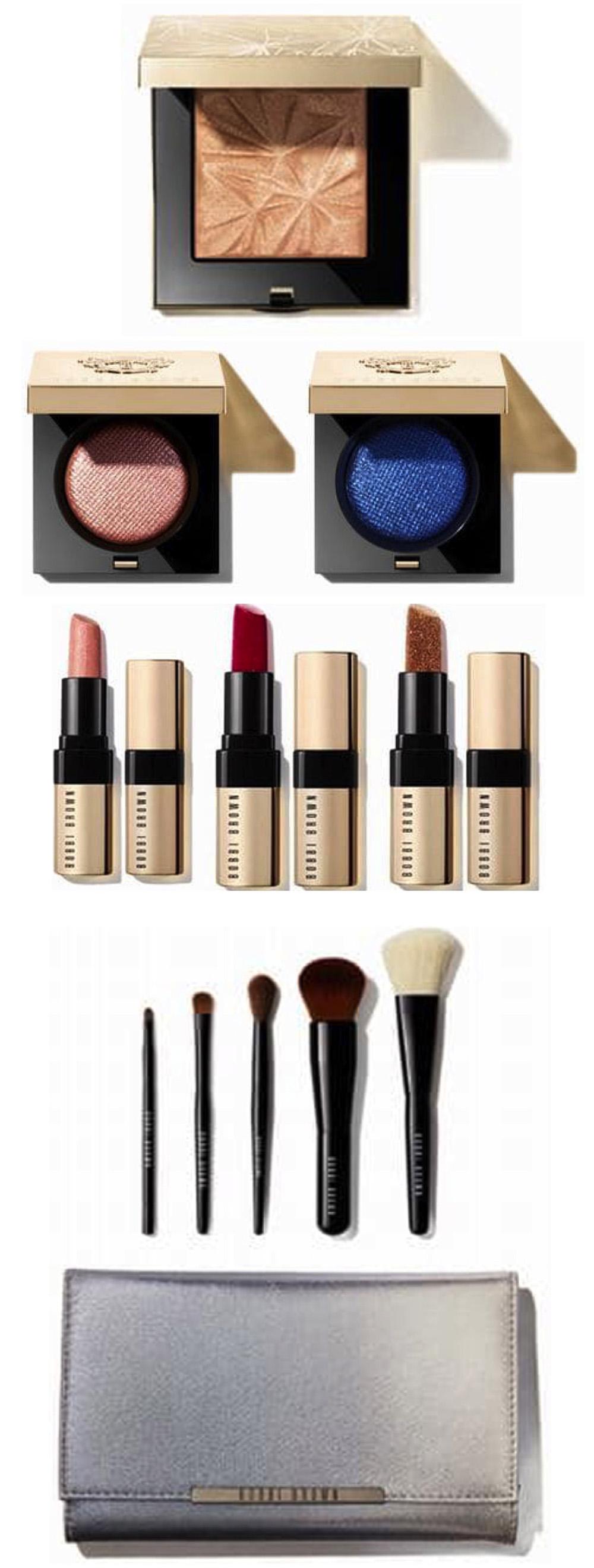 Рождественские коллекции макияжа 2019 - Bobbi Brown Makeup Collection
