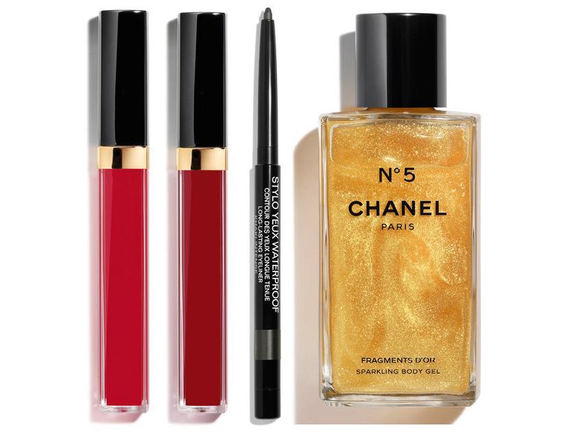 Рождественские коллекции макияжа 2019 - Chanel Holiday 2019