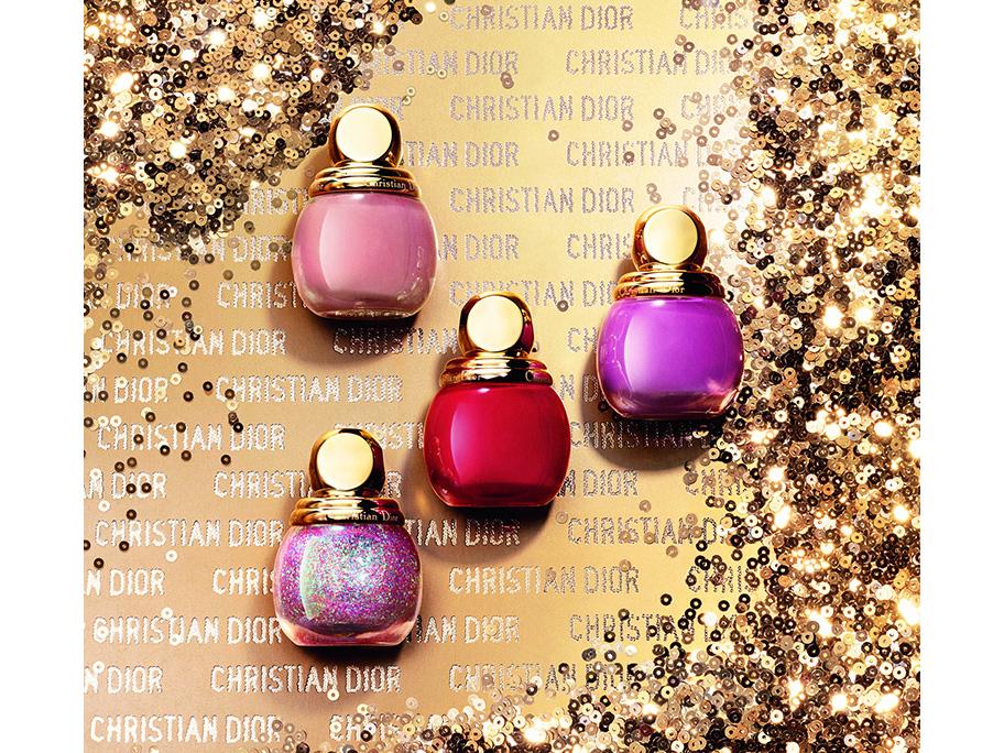 Рождественские коллекции макияжа 2019 - Dior Happy 2020 Holiday