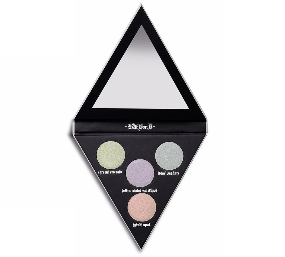 Что купить у Kat Von D - отзывы на косметику Alchemist Holographic Palette