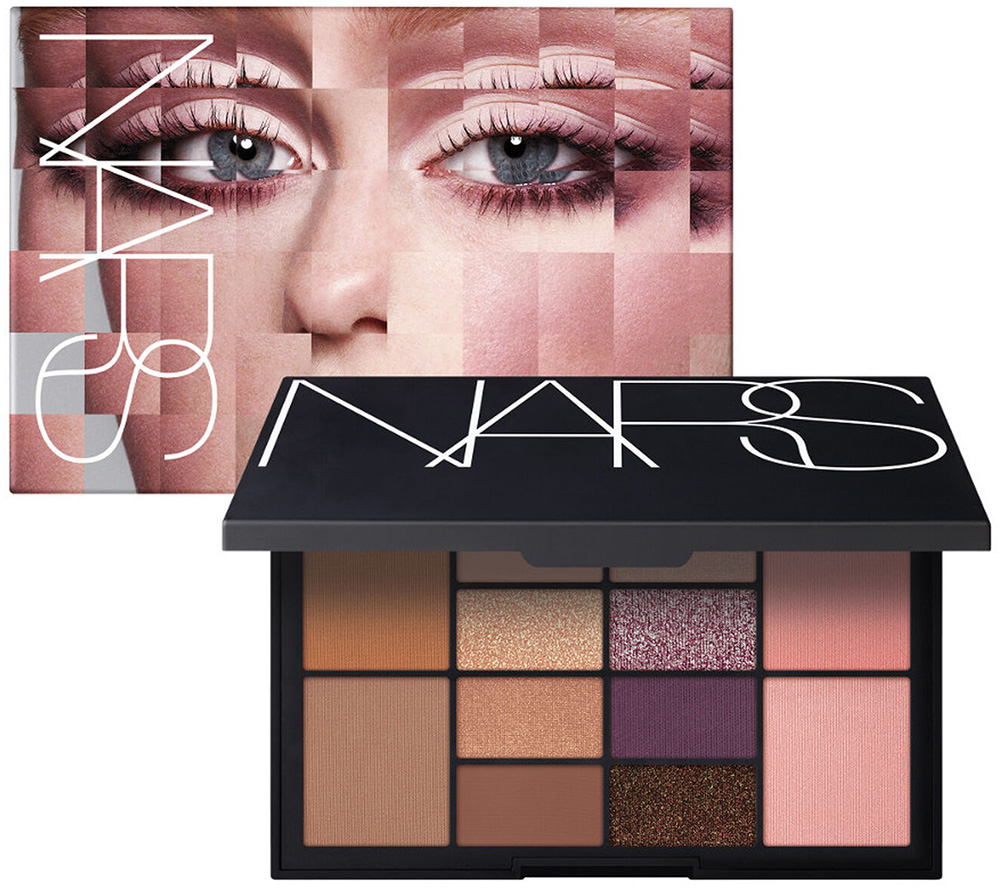 Палетки для макияжа глаз 2019 - Nars Makeup Your Mind Face Palette