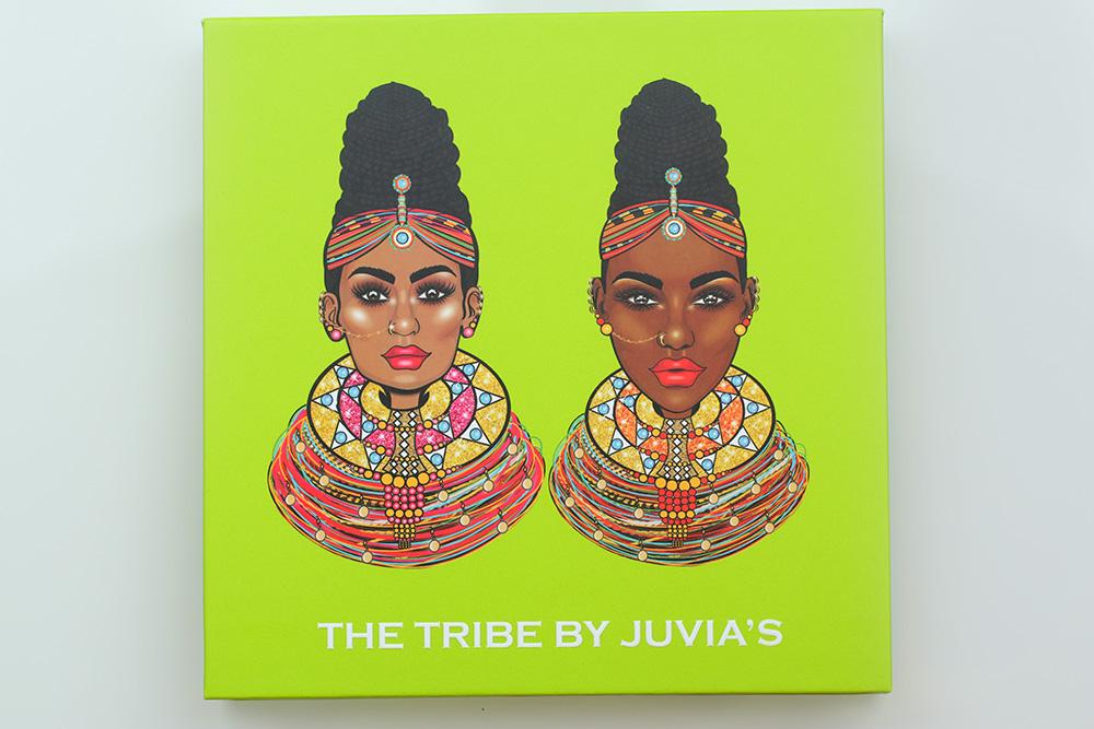 Палетка The Tribe – Juvia's Place - отзывы на тени