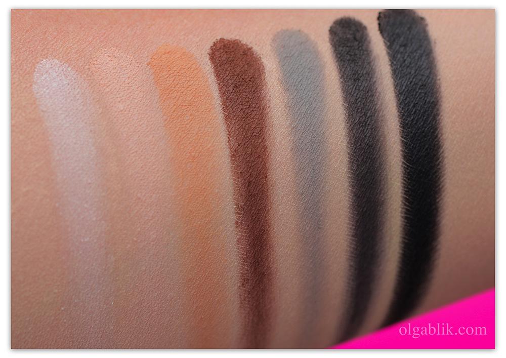Beauty Bay Eyn Bright Matte 42 Colour Palette - фото и отзывы