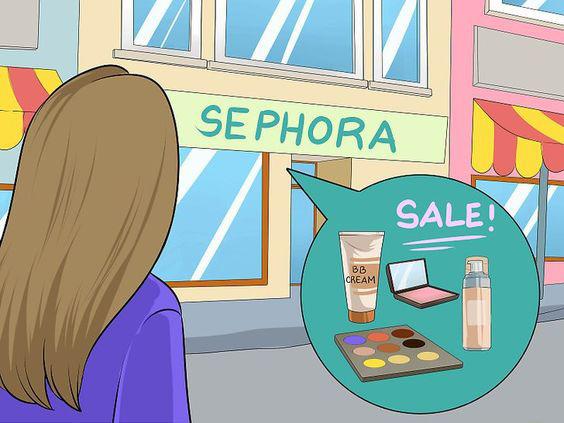 Косметика масс-маркета