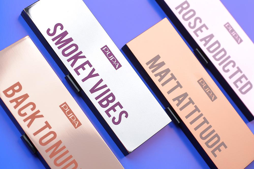 Палетки для век Make Up Stories Compact - Pupa: отзывы, фото, макияж