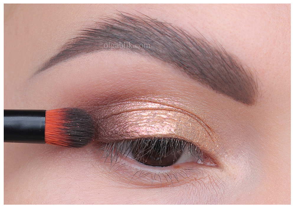 Макияж глаз для чайников - пошаговый фото-урок