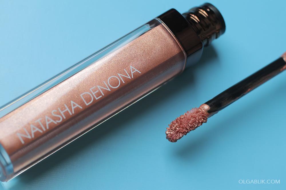 Mark Your Liquid Lips Metallic – Natasha Denona