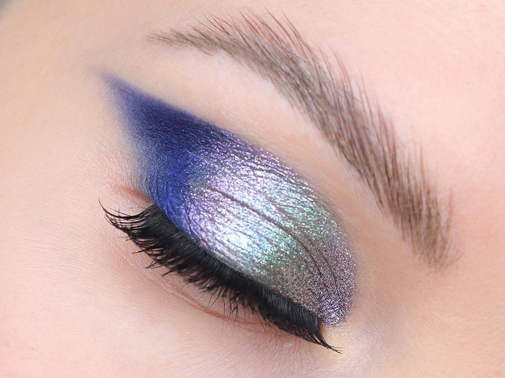 Glitter Bomb Holo Edition - Pupa - отзывы, свотчи, макияж
