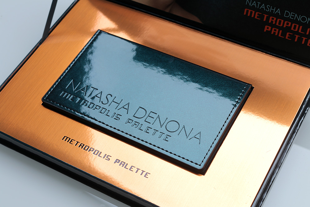 Metropolis Eyeshadow Palette - Natasha Denona