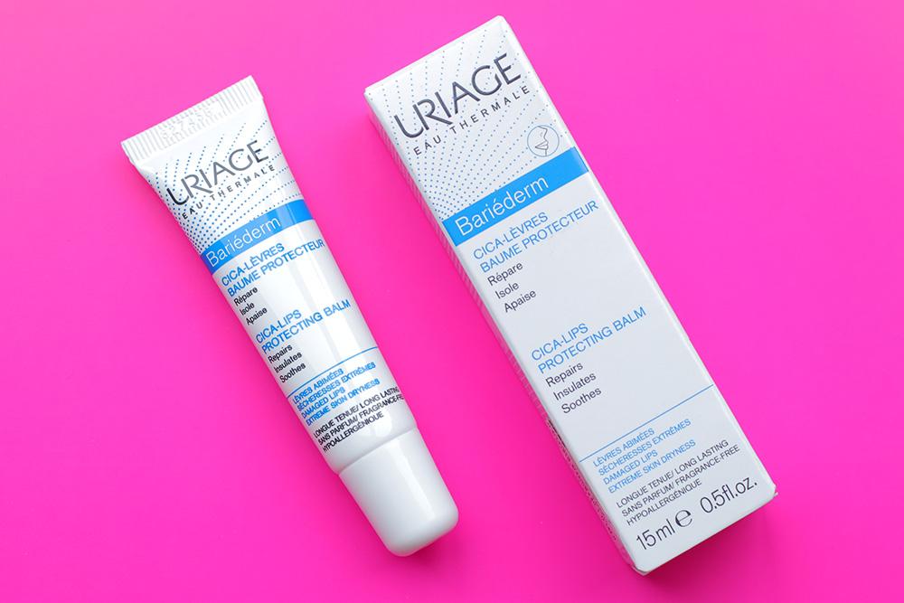 Uriage Bariederm Cica-Lips Repairing Balm