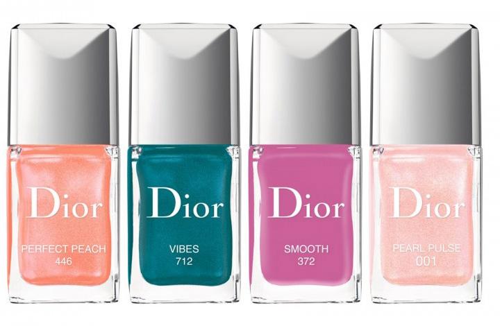 Весенние коллекции макияжа 2020 - Dior Glow Vibes Spring