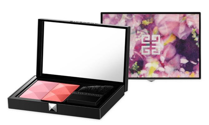Весенние коллекции макияжа 2020 - Givenchy Gardens Spring