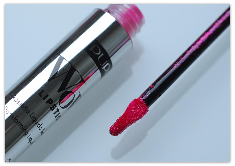 Pupa Wow! Lipstick - помада и отзывы с фото - свотчи