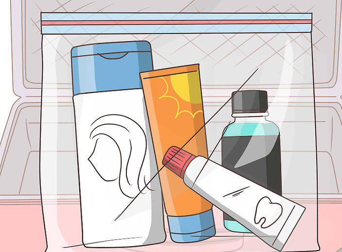 Как перевозить косметику в ручной клади