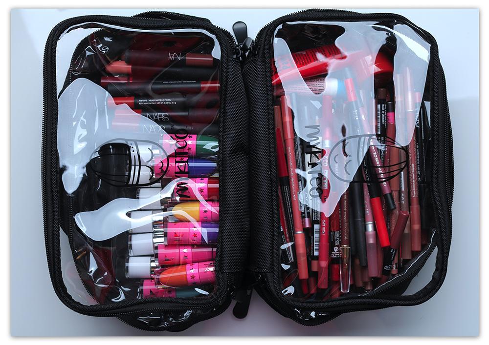 Как перевозить косметику в самолете - Как правильно упаковать косметику