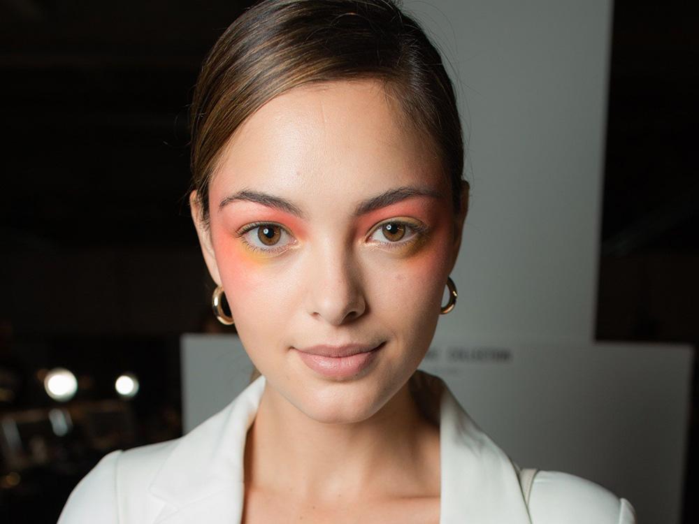 Модный макияж весна-лето 2020 - фото