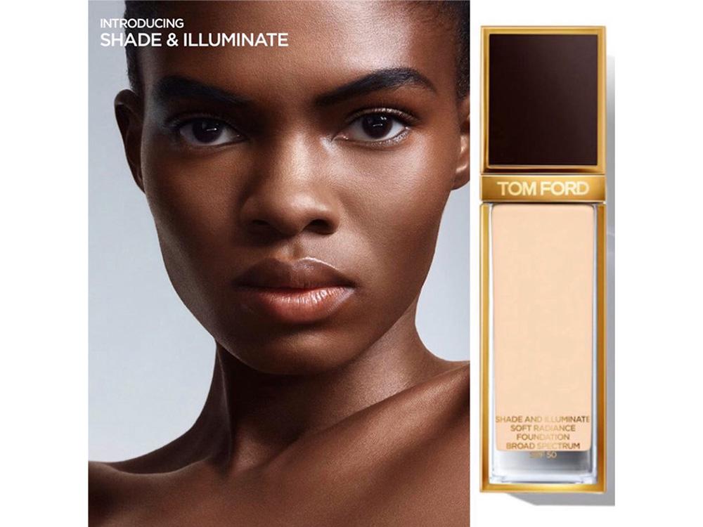 Тональные кремы 2020 - Tom Ford Shade & Illuminate Soft Radiance Foundation