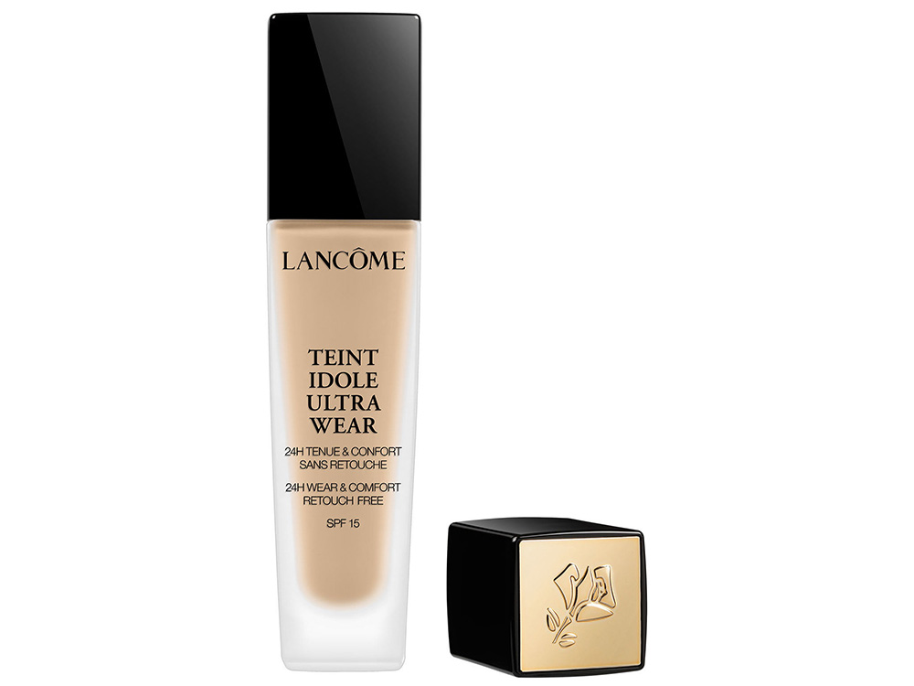 Лучший тональный крем для жирной кожи - Lancome Teint Idole Ultra Wear SPF15