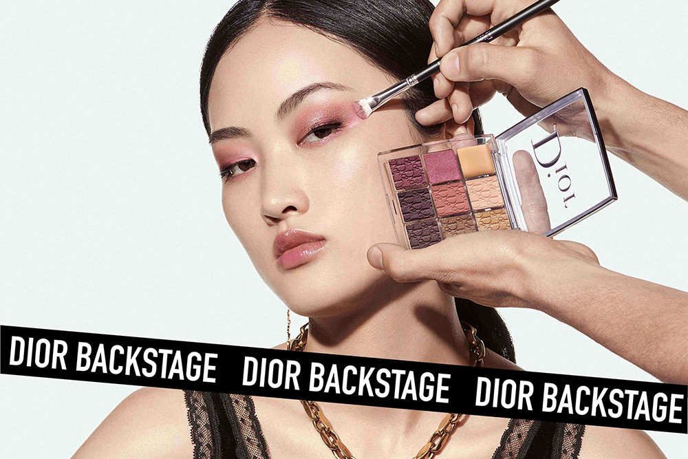 Dior Backstage Eye Palette for Summer 2020