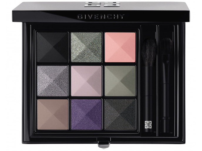 Палетка Givenchy Eyeshadow 9 Colors Palettes Spring 2020 - новинки