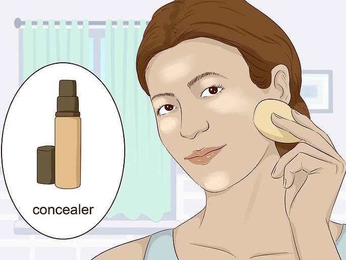 Как сделать ровный тон лица