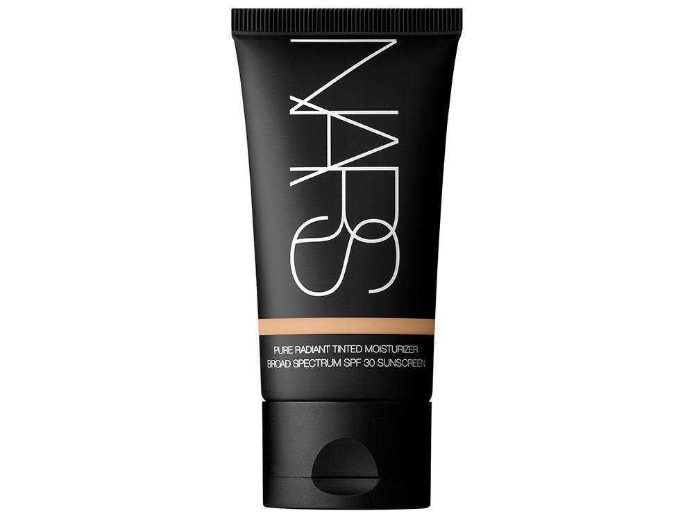 Лучший тональный крем для сухой кожи - NARS Pure Radiant Tinted
