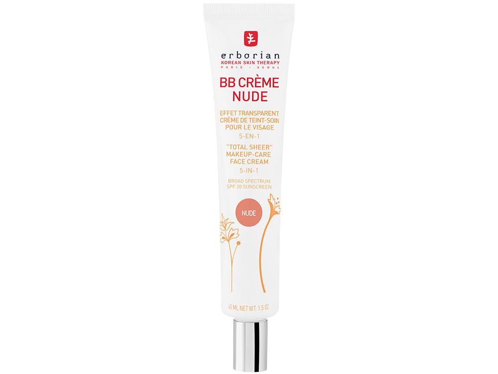 Лучший тональный крем для сухой кожи - Erborian BB Creme Nude