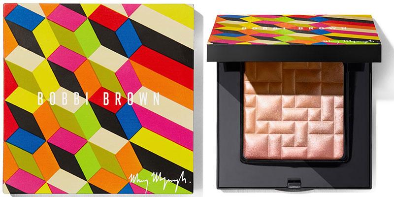 Новинки косметики 2020 - Bobbi Brown Morag Myerscough Spring 2020 Collection