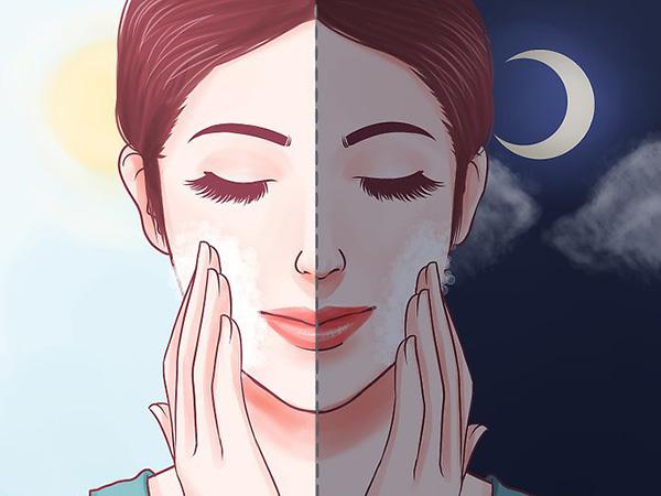 Тональный крем подчеркивает шелушения