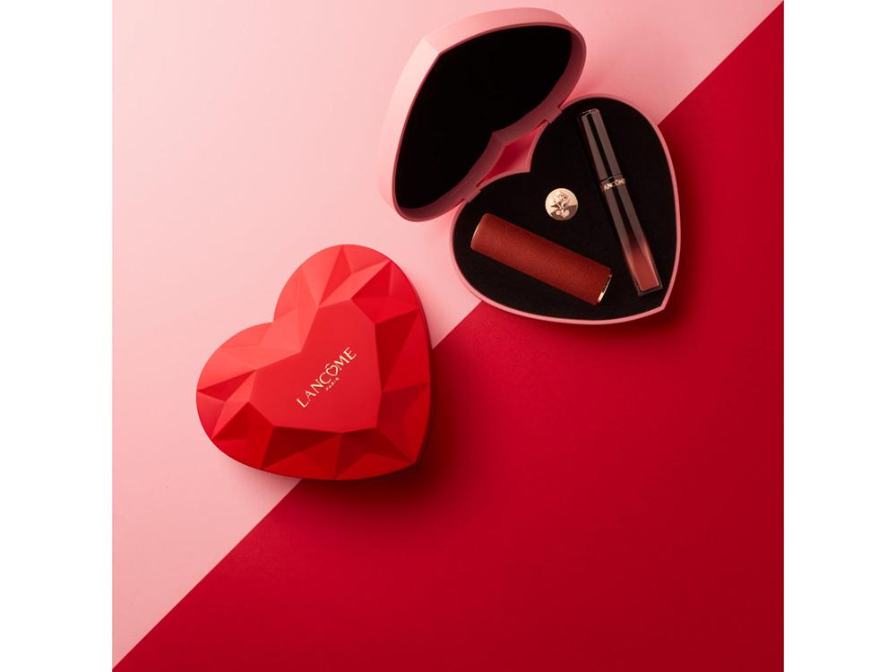 Праздничная коллекция макияжа ко Дню святого Валентина