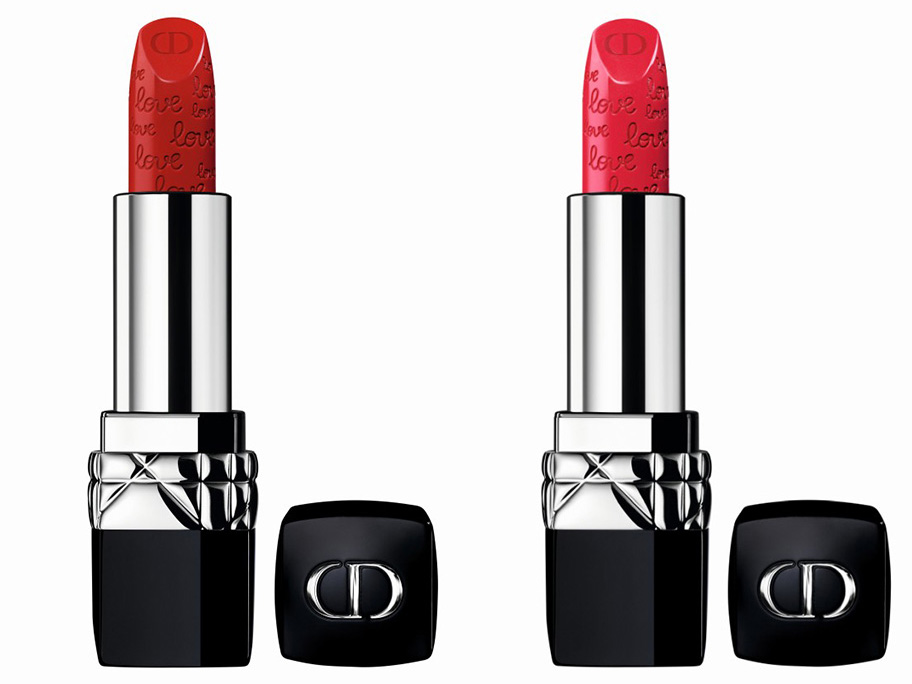 Dior Rouge Valentine's Day 2020 Limited Edition