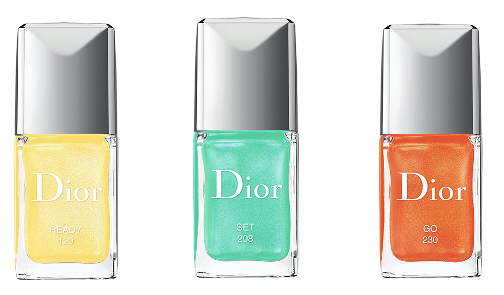 Летние коллекции макияжа 2020 - Dior Color Games Makeup Collection