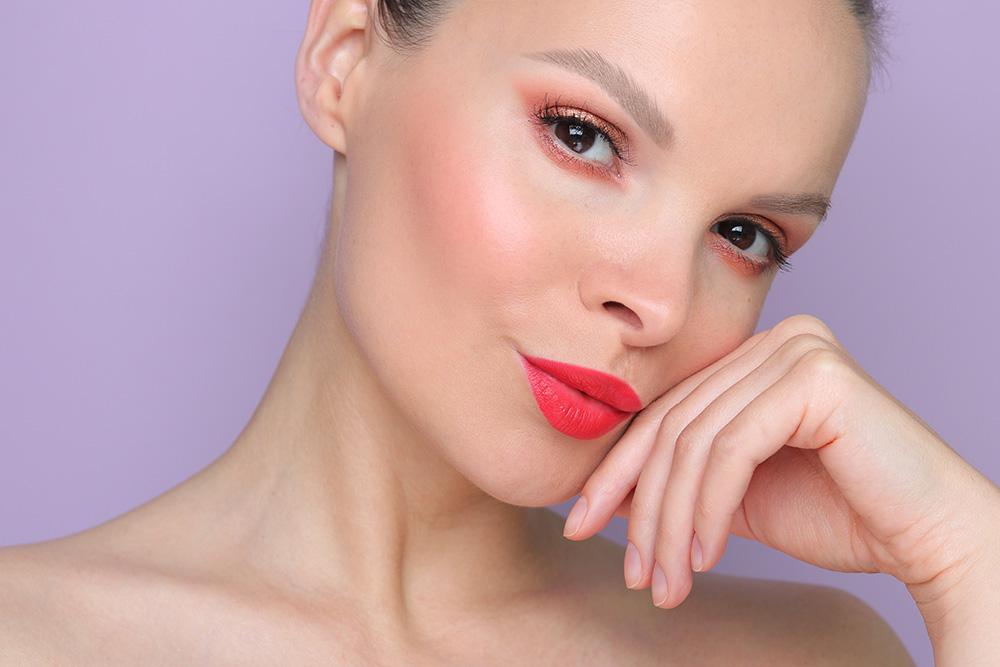 Glamourose - Pupa Milano - макияж с коллекцией