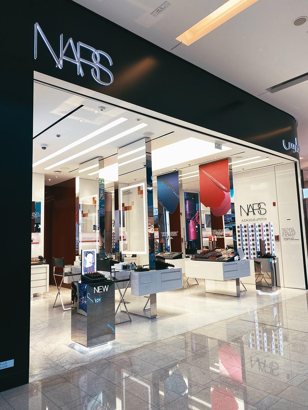 Косметика в Дубае из Арабских Эмиратов