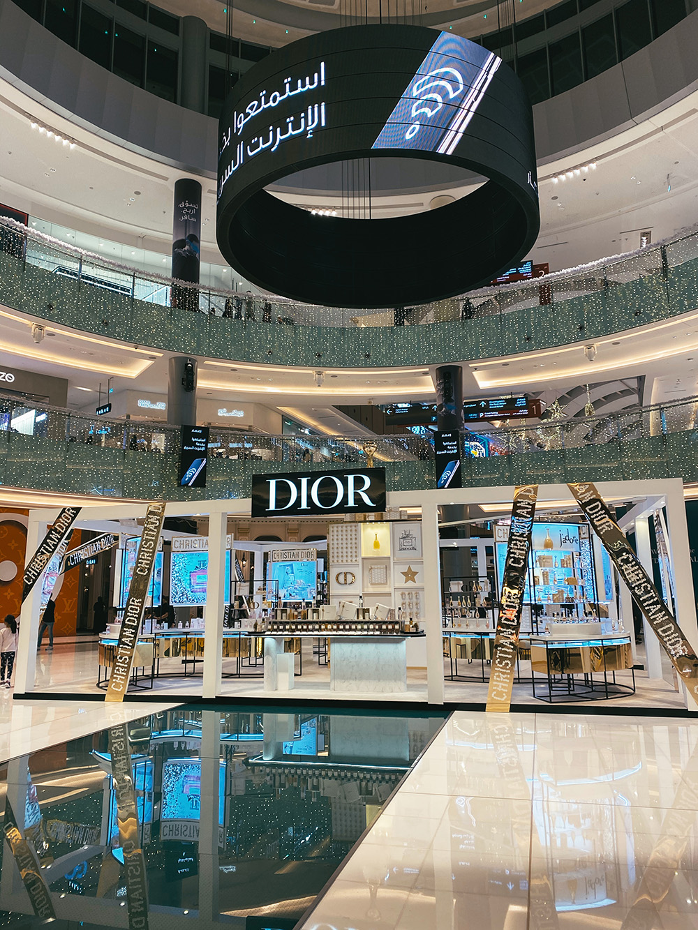 Косметика из ОАЭ - шоппинг в Дубае: что купить