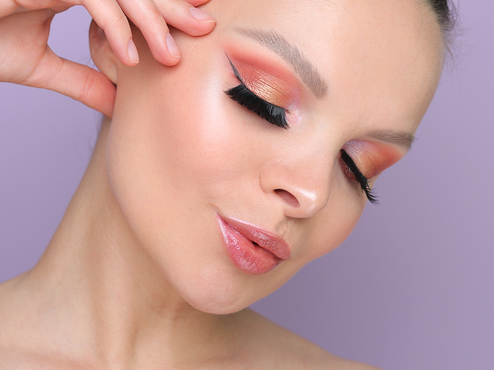 Летний макияж для карих глаз на каждый день