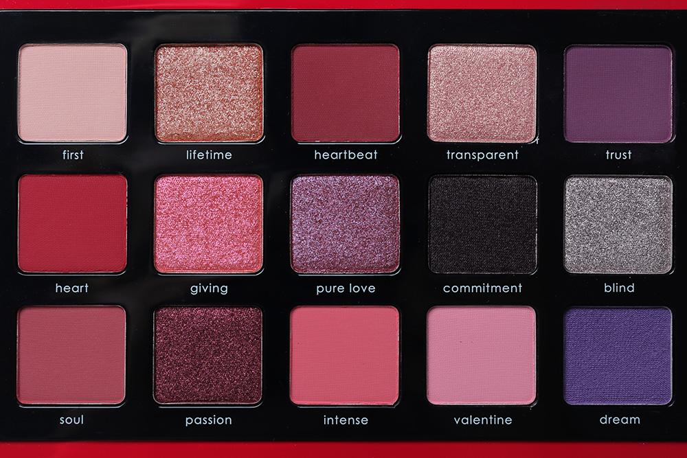 Natasha Denona Love Eyeshadow Palette - отзывы