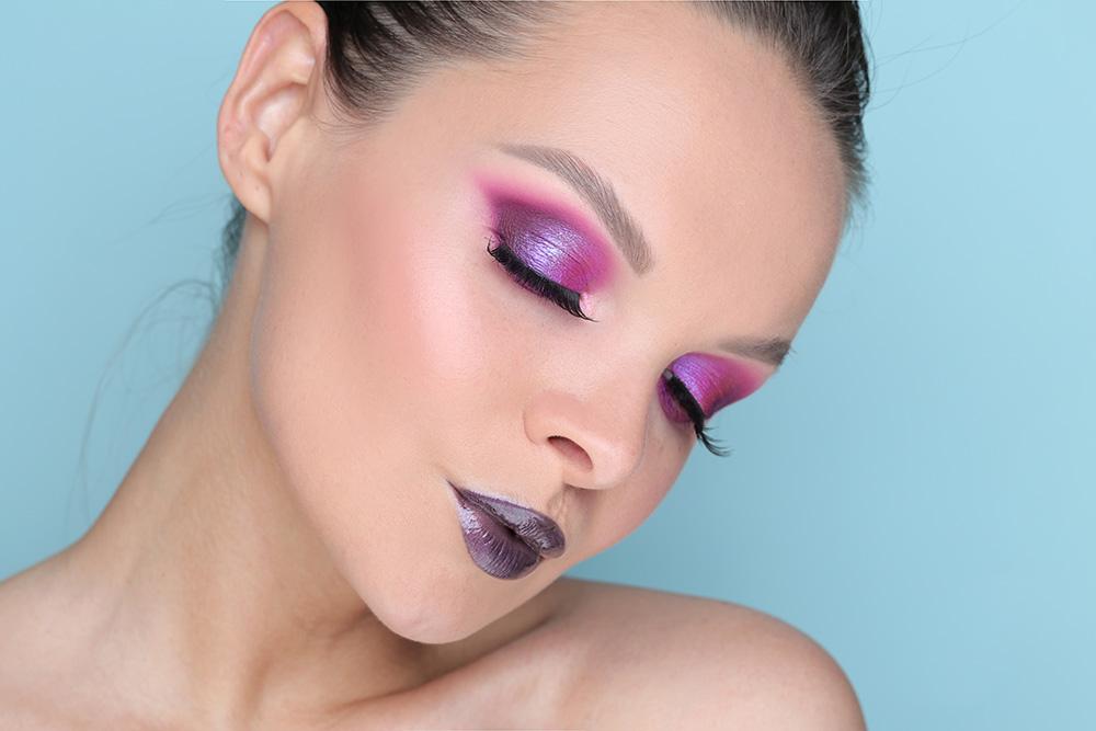 Huda Beauty Amethyst Obsessions Eyeshadow Palettes