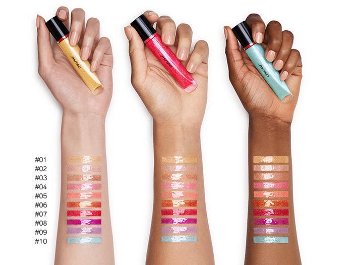 Shiseido Shimmer Gel Gloss Summer 2020