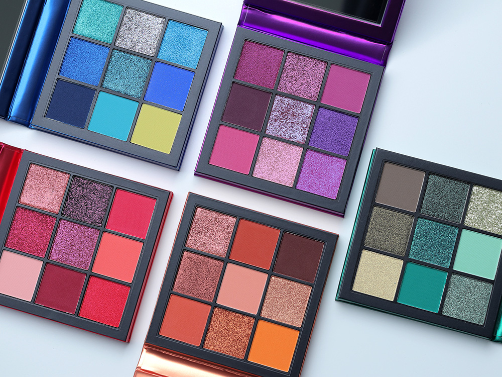 Huda Beauty Obsessions Eyeshadow Palettes