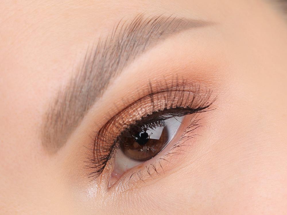 Каким должен быть повседневный макияж глаз