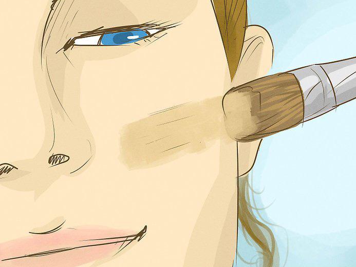 Негативное влияние косметики на кожу