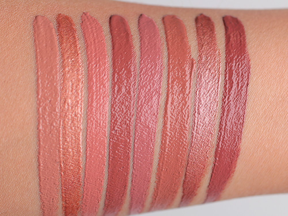 Жидкая губная помада Pupa Nude Obsession Lipstick