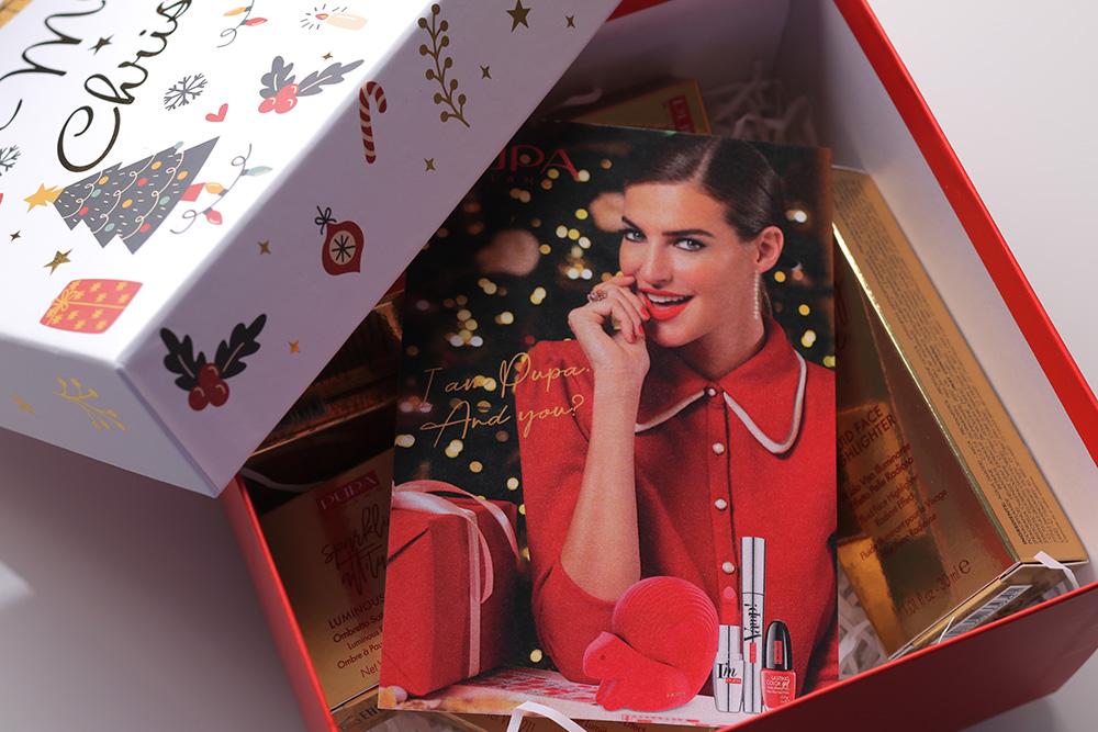 Рождественская коллекция Sparkling Attitude - PUPA