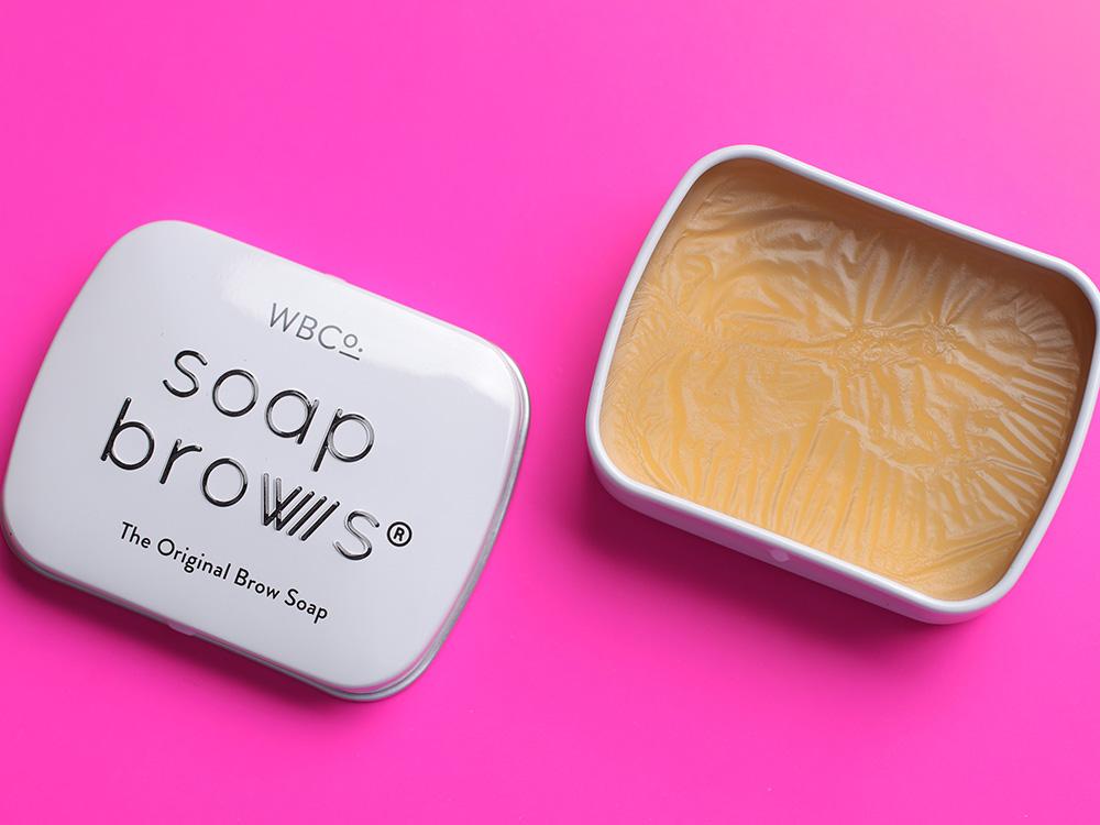 Мыло для бровей West Barn Co – Soap Brows