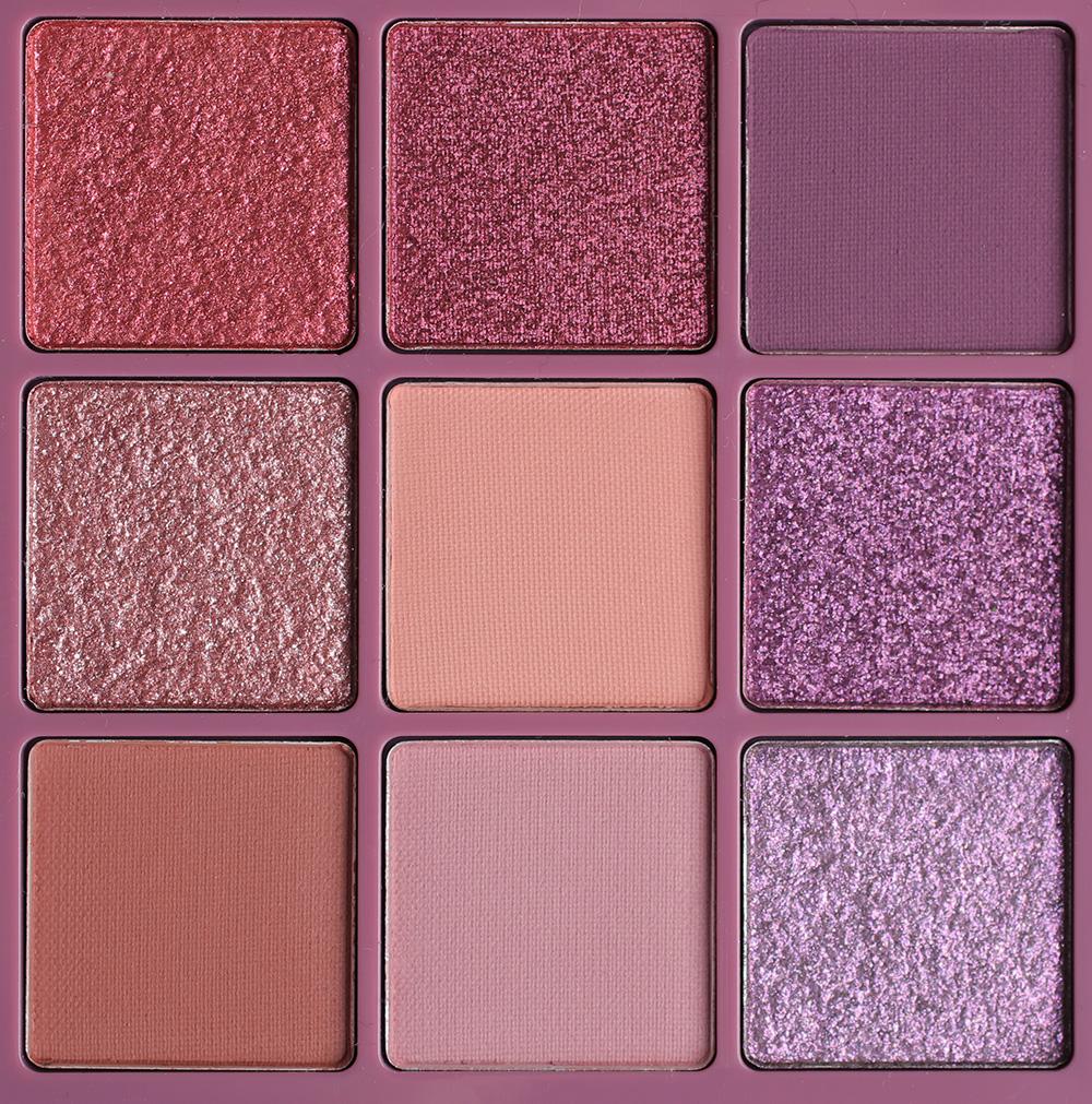 Huda Beauty Purple Haze Obsessions