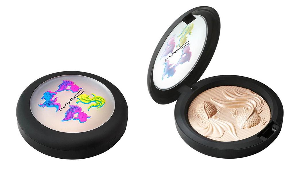 Хайлайтер MAC Extra Dimension Skinfinish Double Gleam Lunar New Year 2021