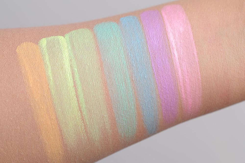 Dulzura Cosmetics UV Pastel Liner Collection