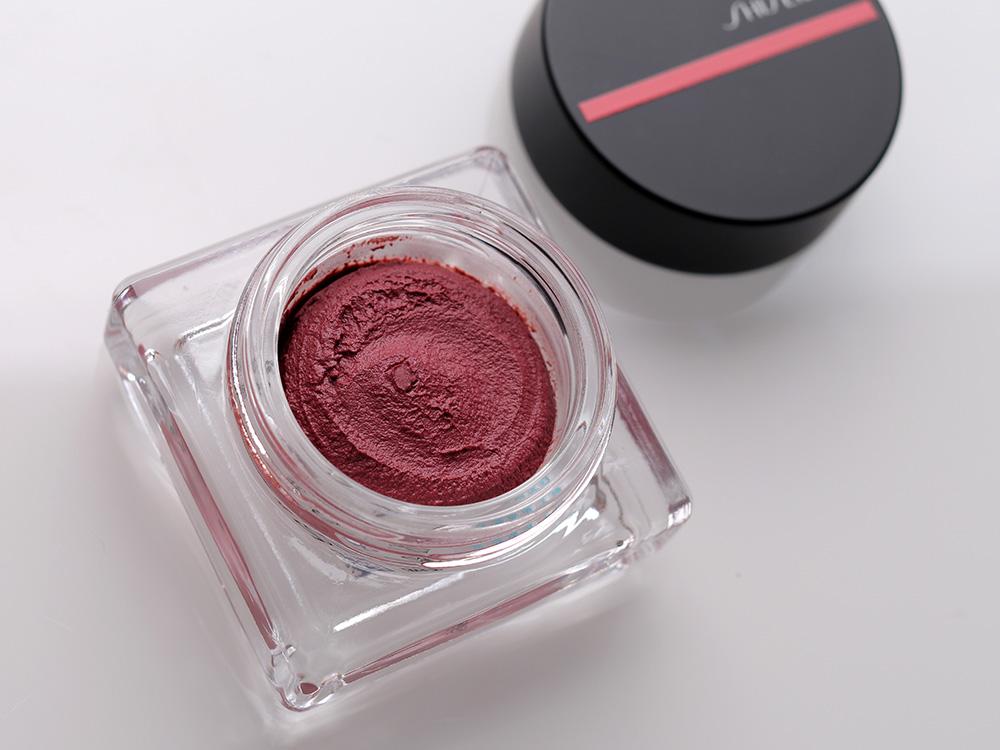 Румяна-вуаль Shiseido Minimalist