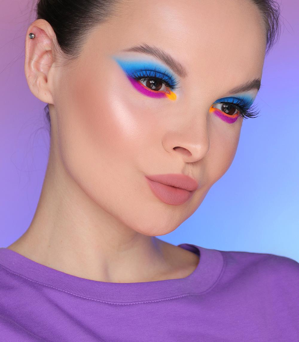 Модный весенний макияж 2021